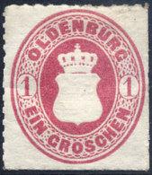 OLDENBOURG N°17 NEUF* - Oldenburg