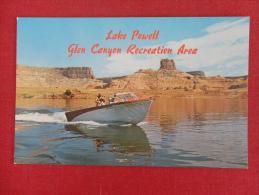 - Arizona > Lake Powell  Boating Not Mailed   Ref 1063 - Lake Powell