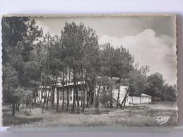ANDERNOS LES BAINS (33) - L'ECOLE DE PLEIN AIR - 1953 - Autres Communes