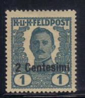 R940 - FRIULI 1918 , Soprastampato N. 20  *  Mint - 8. Besetzung 1. WK