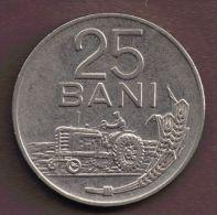 ROMANIA 25 BANI 1966 - Roumanie