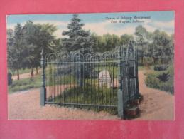 Fort Wayne,IN--Grave Of Johnny Appleseed--not Mailed--PJ 250 - Vereinigte Staaten