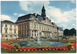CP, 37, TOURS, L'Hôtel De Ville, Ecrite - Tours