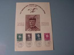 == CSR  Gedenblatt  Jan Capek  Sokol Zupa Tesinska ..  Sokol  ? 1948  Turn Und Sport - Tschechoslowakei/CSSR