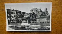 """Le Square Et Le Chateau En 1953""""""""""""""""beau Timbre"""""""""""" - Montbéliard"""