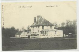 CHERBOURG (50) - LE REFUGE DES MARINS - Cherbourg
