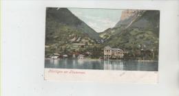 Suisse-Merligen Am Thunersee - BE Berne