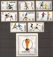 Albany,Albanie, Shqiperia, FIFA Coup Du Monde Munchen 1974 Football, Soccer, Voetbal, Fussball - World Cup