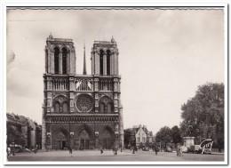Frankrijk Paris Notre-Dame - Notre-Dame De Paris