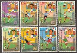 Guinea Ecuatorial -FIFA Coup Du Monde Munchen 1974 Football, Soccer, Voetbal, Fussball, - Coppa Del Mondo