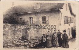2 CARTES PHOTOS - BAULMES - VAUD - SUISSE - VD Vaud