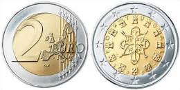 VF MOEDAS DE 2 EUROS DE PORTUGAL 2009 - Portugal