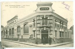 77 SEINE ET MARNE FONTAINEBLEAU Salle De Spectacle Cinema Salle Des Fetes Omnia 2 SCANS - Fontainebleau