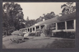 SOUTHERN RHODESIA: INVANGA -  RHODES HOTEL, Real Photo - Zimbabwe
