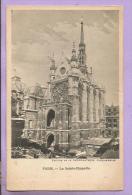 PARIS  - La Sainte- Chapelle - Ile De La Cité - Edition De La Chocolaterie D'Aiguebelle - Chiese
