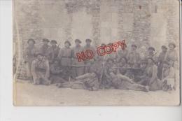 Embrun Hautes Alpes 159 ème RIA Chasseur Alpin Le Groupement Des Mitrailleuses Hotchkiss - Regimente
