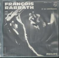 """45 Tours SP - FRANCOIS RABBATH  - PHILIPS 373297   """" EXIL """" + 1 - Dischi In Vinile"""