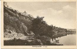 O-CASTELGANDOLFO-IL LAGO - Roma