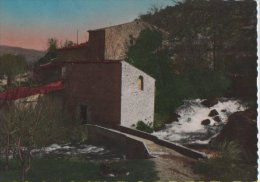 Belgique - CP Fontaine-l'Evêque   (66) La Source Et Le Vieux Moulin - Fontaine-l'Evêque