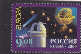"""Russia 2009 Europa CEPT 1v  MNH** READ """"MESSAGE"""" PLEASE - Europa-CEPT"""