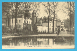 59 : Cambrai , Rue Quéréning. - Cambrai