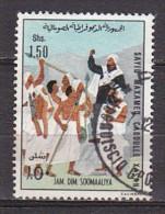 D0110 - SOMALIE SOMALIA Yv N°188 FOLKLORE - Somalie (1960-...)