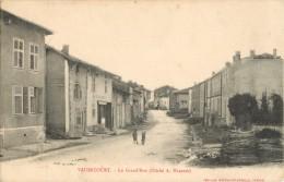 55 VAUBECOURT - LA GRAND RUE - Non Classés