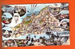 1 Cpa Souvenir D Algerie - Scene & Tipi