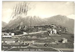NUORO COLLINA S ONOFRIO CON SFONDO MONTI DI OLIENA 1956 - Nuoro