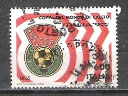 Italie - 1990 - Y&T 1844 - Oblitéré - 1981-90: Usati