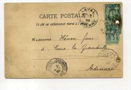 LAVAL       PUBLICITE    1898 - Laval
