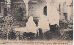 .RASTORIA ( Femmes Turques Dans Un Caravanserail ) - Albania