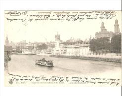 75 PARIS EXPOSITION UNIVERSELLE DE 1900 L ALIMENTATION - Expositions
