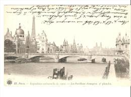 Exposition Universelle 1900 Les Pavillons Etrangers - Expositions