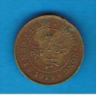 HONG KONG - 50 Cents 1979   KM41 - Hong Kong