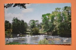 SAINT-FLORENT-SUR-CHER (18) Barrage Sur Le Cher 1958 CPSM Couleur Petit Format Edit VALOIRE - Saint-Florent-sur-Cher