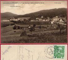 MONICHKIRCHEN ( Near Neunkirchen ) Hotel Lang , Hotel Windbichler ( Austria ) Travelled 1913. * Osterreich - Neunkirchen