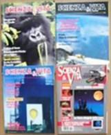 Collezione Completa SCIENZE & VITA NUOVA 10 Annate Dal 1981 Al 1990 - Books, Magazines, Comics