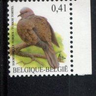 230778717 BELGIE  POSTFRIS MINT NEVER HINGED POSTFRISCH EINWANDFREI Ocb 3135 - 1985-.. Birds (Buzin)