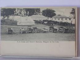 CANADA - A.S. CORPS AND BUTTER'S BARRACKS, NIAGARA ON THE LAKE - 1908 - Niagara Falls