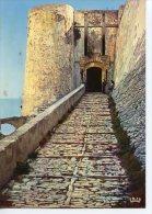 Bonifacio : Le Pont Levis (animée) N°041/115 La Cigogne - Autres Communes