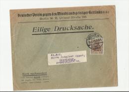 == DE 1915 Brief Germania  BERLIN - Briefe U. Dokumente