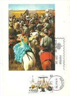 MAXIMA 1986  ALMONTE - Tarjetas Máxima