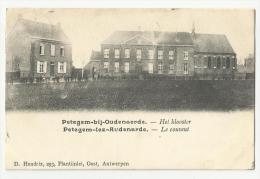 Petegem -bij -Oudenaarde  *  Het Klooster - Le Couvent - Wortegem-Petegem