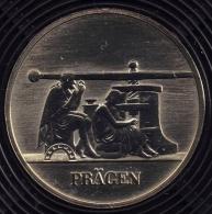 DDR RDA Medaille 1983 A - Teil Aus Dem Schadow-Fries Von 1800 - Münzwesen - Allemagne