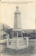 SUGNY  ( BELGIQUE ) LE MONUMENT ELEVE A LA MEMOIRE DES ENFANTS DE SUGNY , MORTS PENDANT LA GRANDE GUERRE - Vresse-sur-Semois