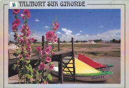 TALMONT SUR GIRONDE 17, YOLES A TALMONT - Francia