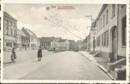 Lens  En Hainaut La Grande Place - Lens