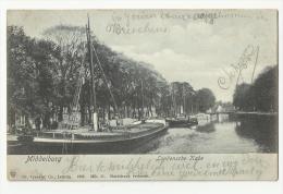Middelburg   *  Londensche Kade - Middelburg