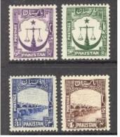 PAKISTAN, 1948 Selection To 4As Superb MM - Pakistan